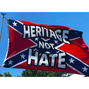 buy rebel heritage not hate flag