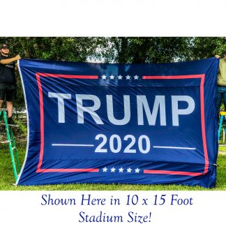 buy stadium size trump flag jumbo big huge