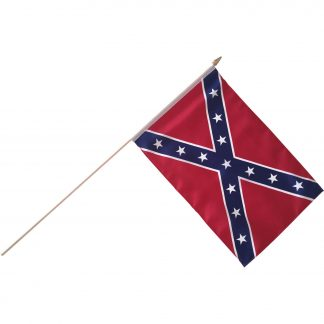 buy rebel flag on stick parade flag confederate parade flag