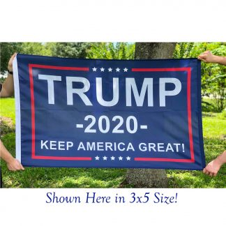 usa made trump flag for sale