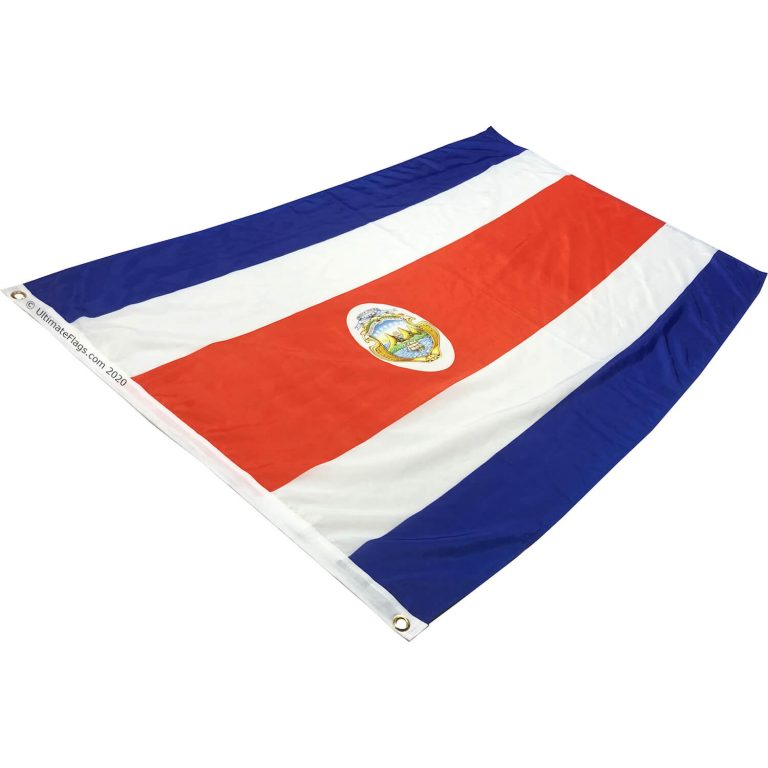 Costa Rica Flags for Sale