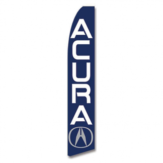 Acura Advertising Flag (Flag Only)