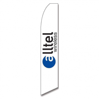 Alltel Wireless Advertising Flag (Flag Only)