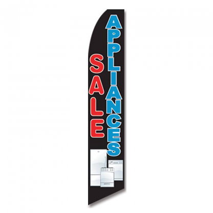 Appliance Sale Advertising Flag (Flag Only)