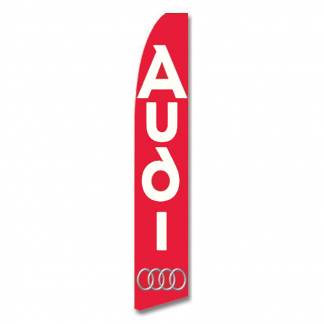 Audi Advertising Flag (Flag Only)