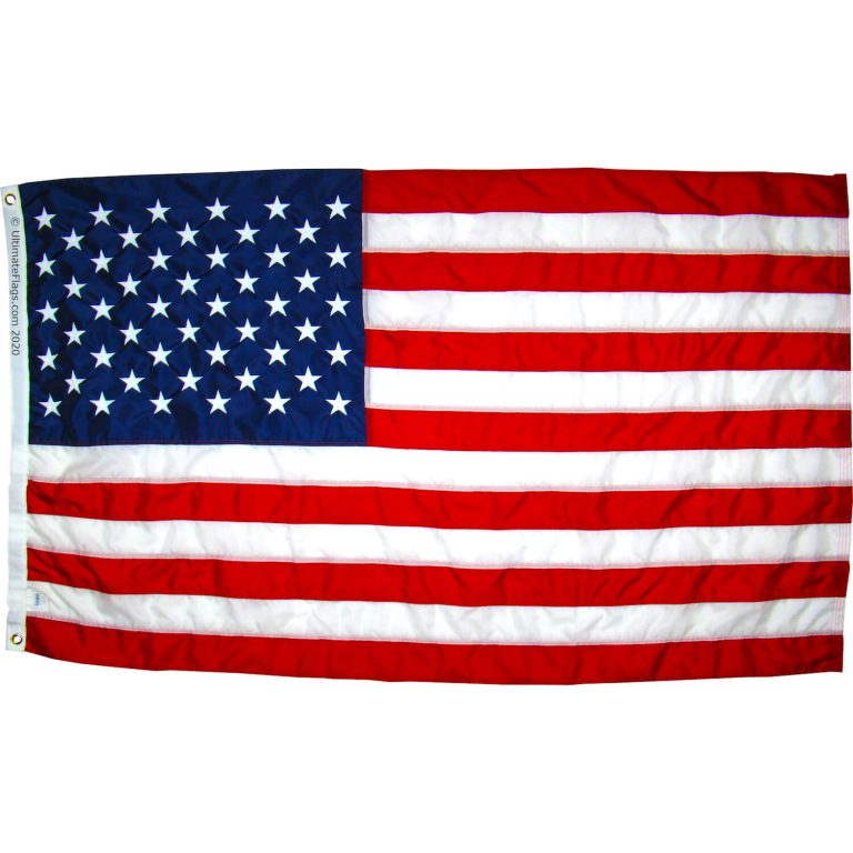 american flags for sale usa made nylon embroidered
