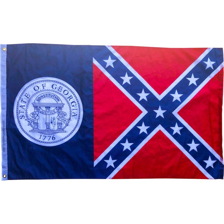buy old georgia state flag