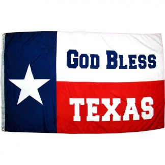 buy god bless texas flag