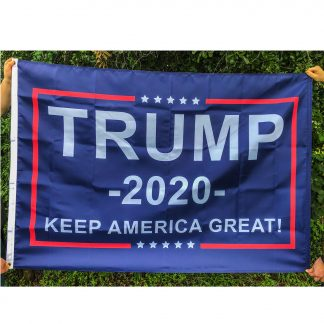 buy trump flag blue keep america great jumbo stadium size flags for sale