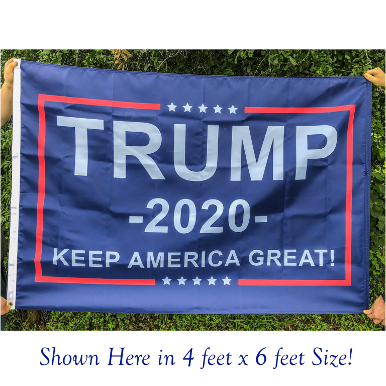 keep america great flag 4x6 feet