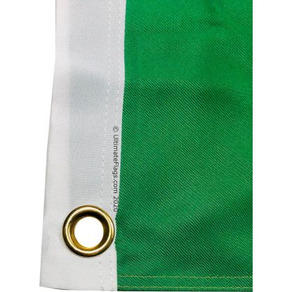 ireland flag with grommets