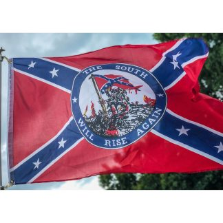 buy confederate flag the south will rise again