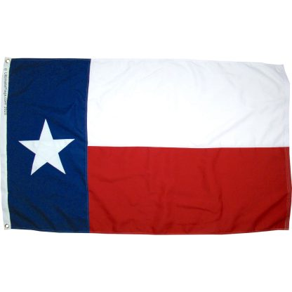buy tx flag for sale state of texas sewn flag poly max heavy duty outdoor all weather flag