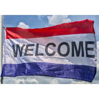 buy welcome flag
