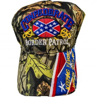 Confederate Border Patrol hat for sale