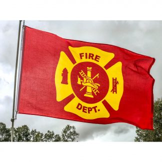 fire dept flag for sale