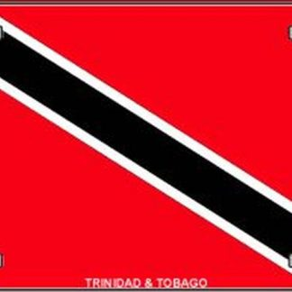 buy trinidad tobago license plate