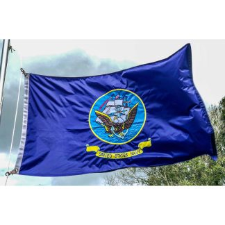 buy us navy flag double sided and double embroidered