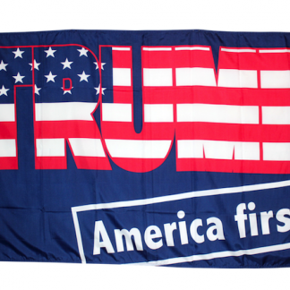 trump america first flag for sale