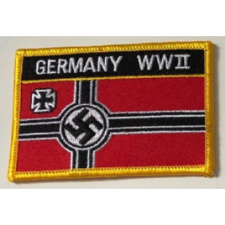 germany ww2 patch with iron cross kriegsmarine
