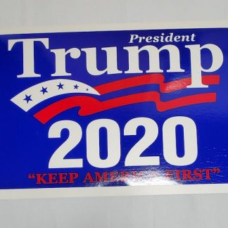buy trump 2020 keep america 1st bumperstickers