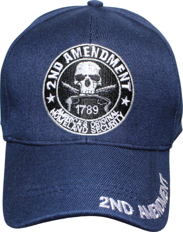 buy 2nd amendment ballcaps