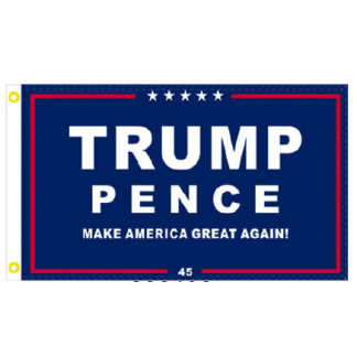 trump pence make america great flags