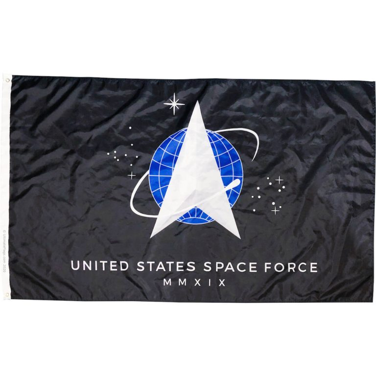 United States Space Force Flag for sale