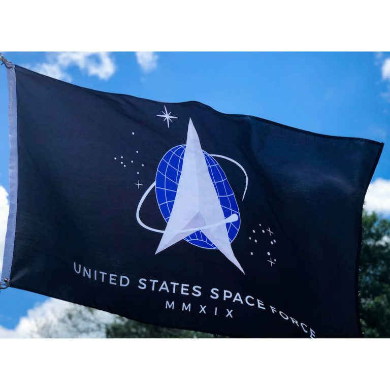 buy space force flag us space force flags for sale