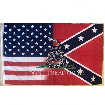 buy usa rebel snake flag