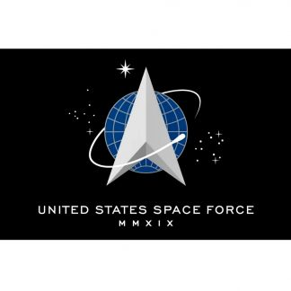 buy us space force official flag for sale online