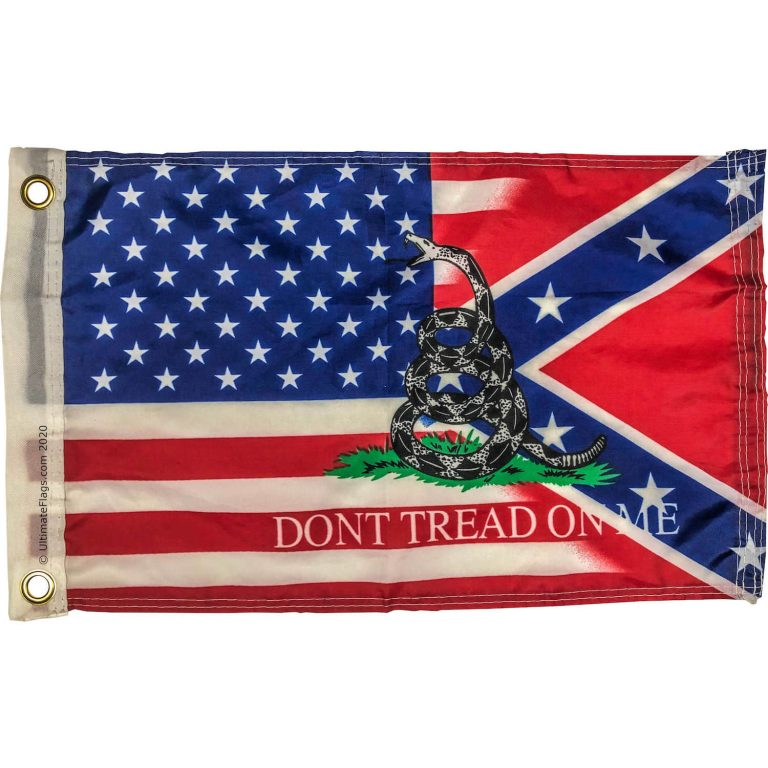 buy usa rebel dont tread on me flag gadsden snake mix flags for sale online