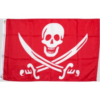 buy cool red pirate flag