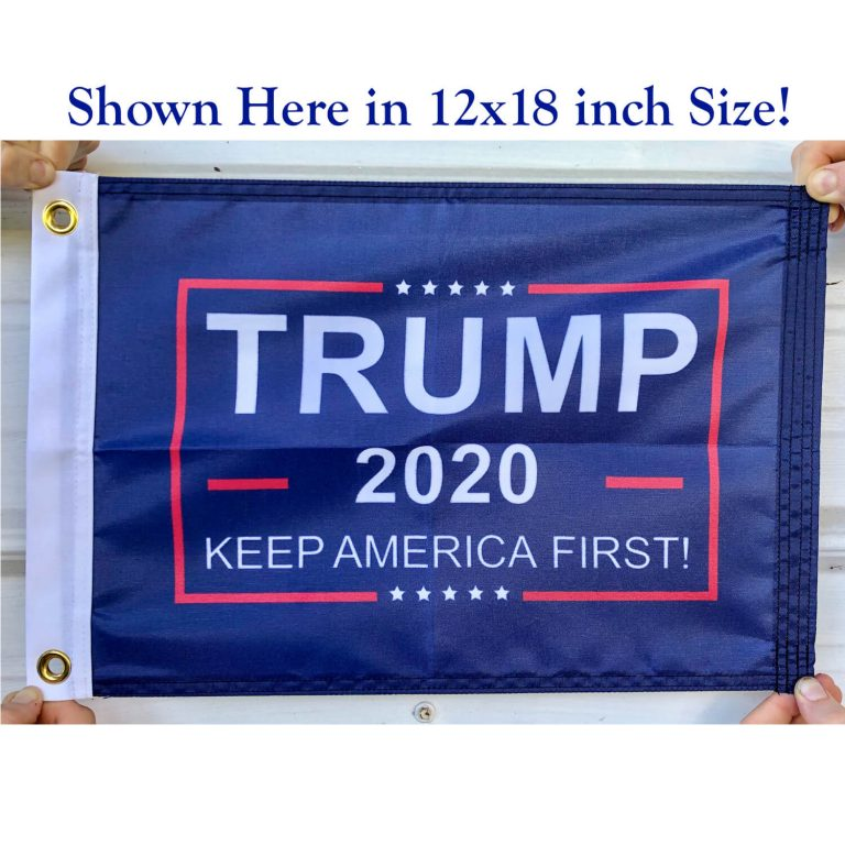buy blue trump 2020 keep america 1st flag