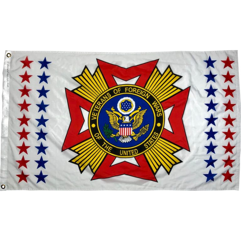 buy veterans of foreign wars flag
