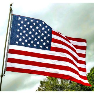 usa flag for sale outdoor cotton blend