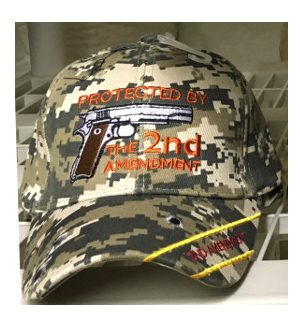 camo 2a cap for sale gun lover 2nd amendment hat for sale in camo