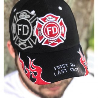 buy fire dept hat
