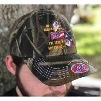 confederate cap for sale dixieland I'll take my stand