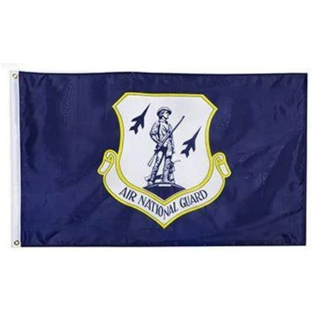 US Air National Guard flag