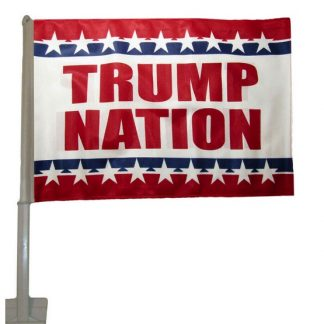 buy trump nation flag for car autos