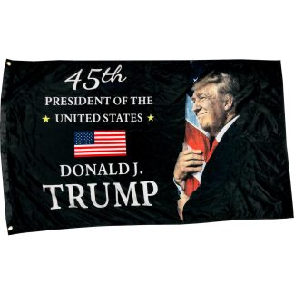 buy 45th president of the united states Donald J. Trump commemorative flag 3 x 5
