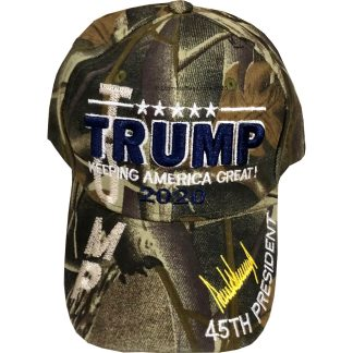 buy Trump Camo Cap keeping america great 45th president with signature on bill shadow design in camo