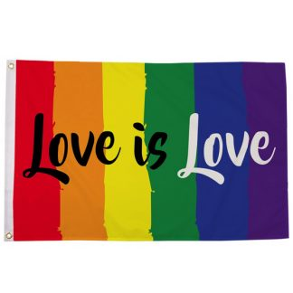 buy love is love flag