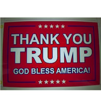buy trump god bless america flag