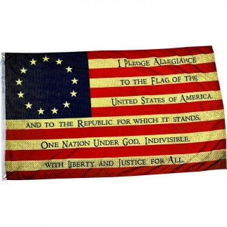buy betsy ross I pledge allegiance flag