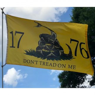 dont tread on me 1776 snake flag