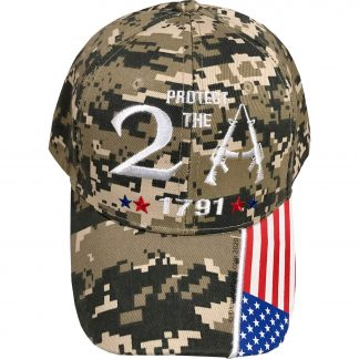 buy protect the 2A cap in digi camo 1791 2nd Amendment