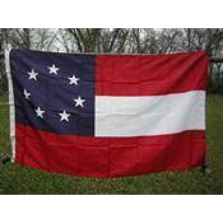stars and bars 5 x 8 outdoor heavy duty flags
