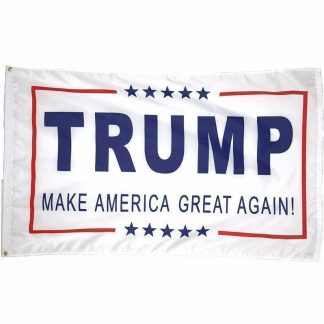 MAGA WHITE FLAG FOR SALE